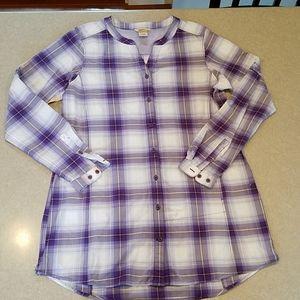 Duluth Flex sidewinder tunic